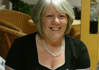 Gail Thomas- Finance Manager