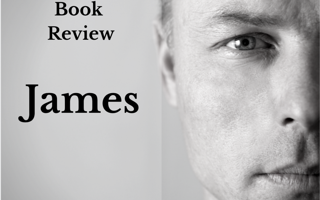 Book Review: James #maturity
