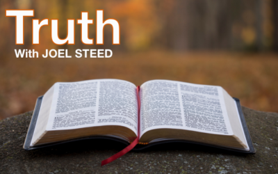 Truth – with Joel Steed